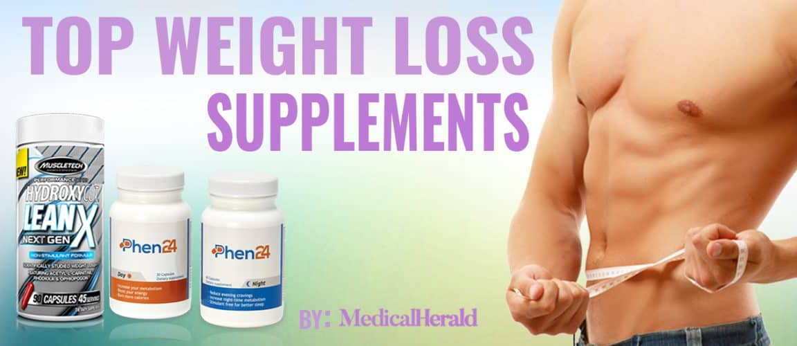 Top Weight Loss Supplements