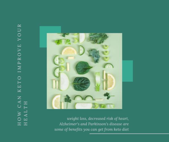 How Can Keto Improve your health summary
