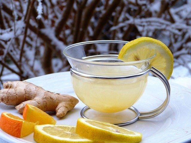 Could lemon cure cold