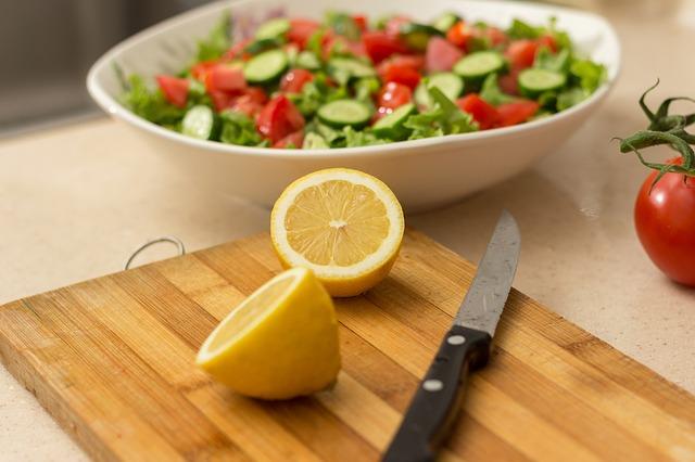 Lemon weight loss