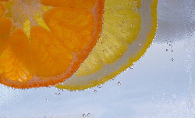 Vitamin C Mandarin Lemon
