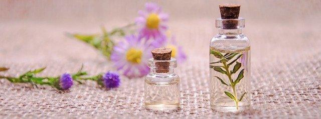 anti-fungal essential oils