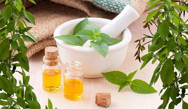 Mixing essential oils