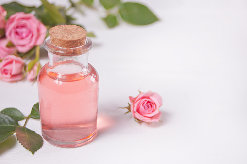 Store rose water
