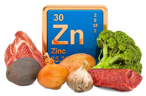 Foods Hight in Zinc,