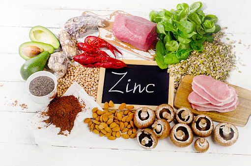 Foods Highest in Zinc.